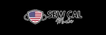 Sew Cal Masks logo