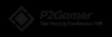 P2gamer logo