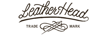 Leather Head logo
