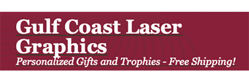 Gulf Coast Laser Graphics logo