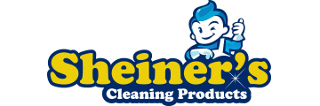 Sheiner's Cleaning Products logo