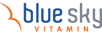 Blue Sky Vitamin logo