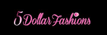 5 Dollar Fashions logo