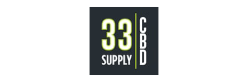 33 CBD Supply logo