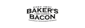 Baker's Bacon logo