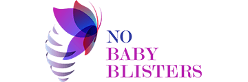 No Baby Blisters logo