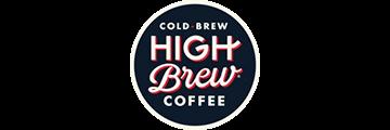 High Brew Coffee logo