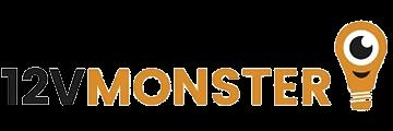 12Vmonster logo