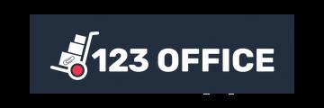 123 Office logo