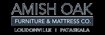 Amish Oak Furniture & Mattress Store logo