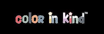 Color In Kind logo
