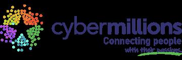 Cybermillions logo