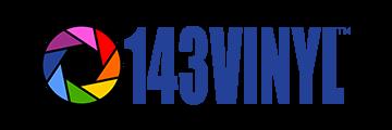 143VINYL logo