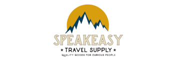 Speakeasy Travel Supply logo