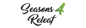 Seasons 4 Releaf logo