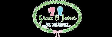 Grace & James logo