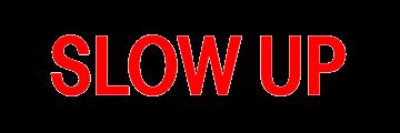 Slow Up logo