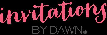 Invitations By Dawn logo