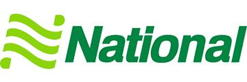 National Car Rental logo