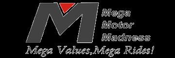 Mega Motor Madness logo