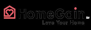 HomeGain logo