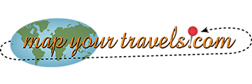 Map Your Travels logo