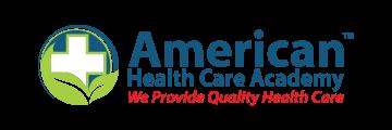 American Health Care Academy logo
