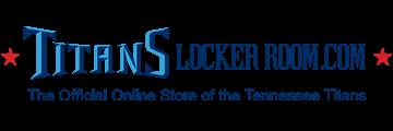 Titans Locker Room logo