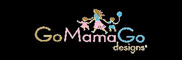 Go Mama Go Designs logo