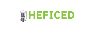 Heficed logo