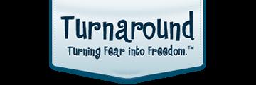 Turnaround Anxiety logo