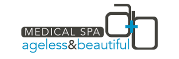 Ageless and Beautiful Medical Spa logo