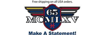 65MCMLXV logo