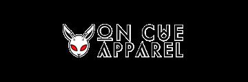 On Cue Apparel logo