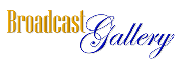 Broadcast Gallery logo