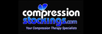 CompressionStockings.com logo