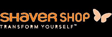 SHAVER SHOP logo