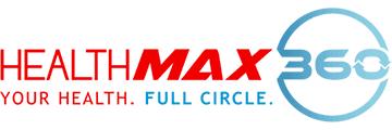 HEALTHMAX 360 logo