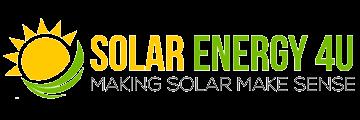 SOLAR ENERGY 4U logo