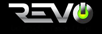 REVO America logo