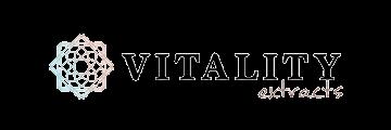 VITALITY extracts logo