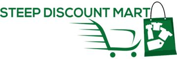 STEEP DISCOUNT MART logo