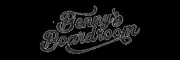 Benny's Boardroom logo