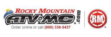 Rocky Mountain ATV/MC logo