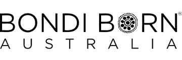 BONDI BORN logo
