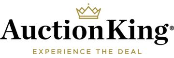 AuctionKing logo