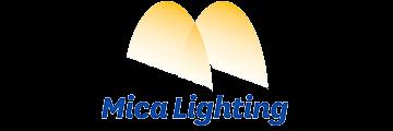 Mica Lighting logo