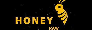 GO RAW HONEY logo