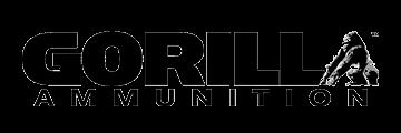 GORILLA AMMUNITION logo