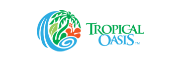 TROPICAL OASIS logo